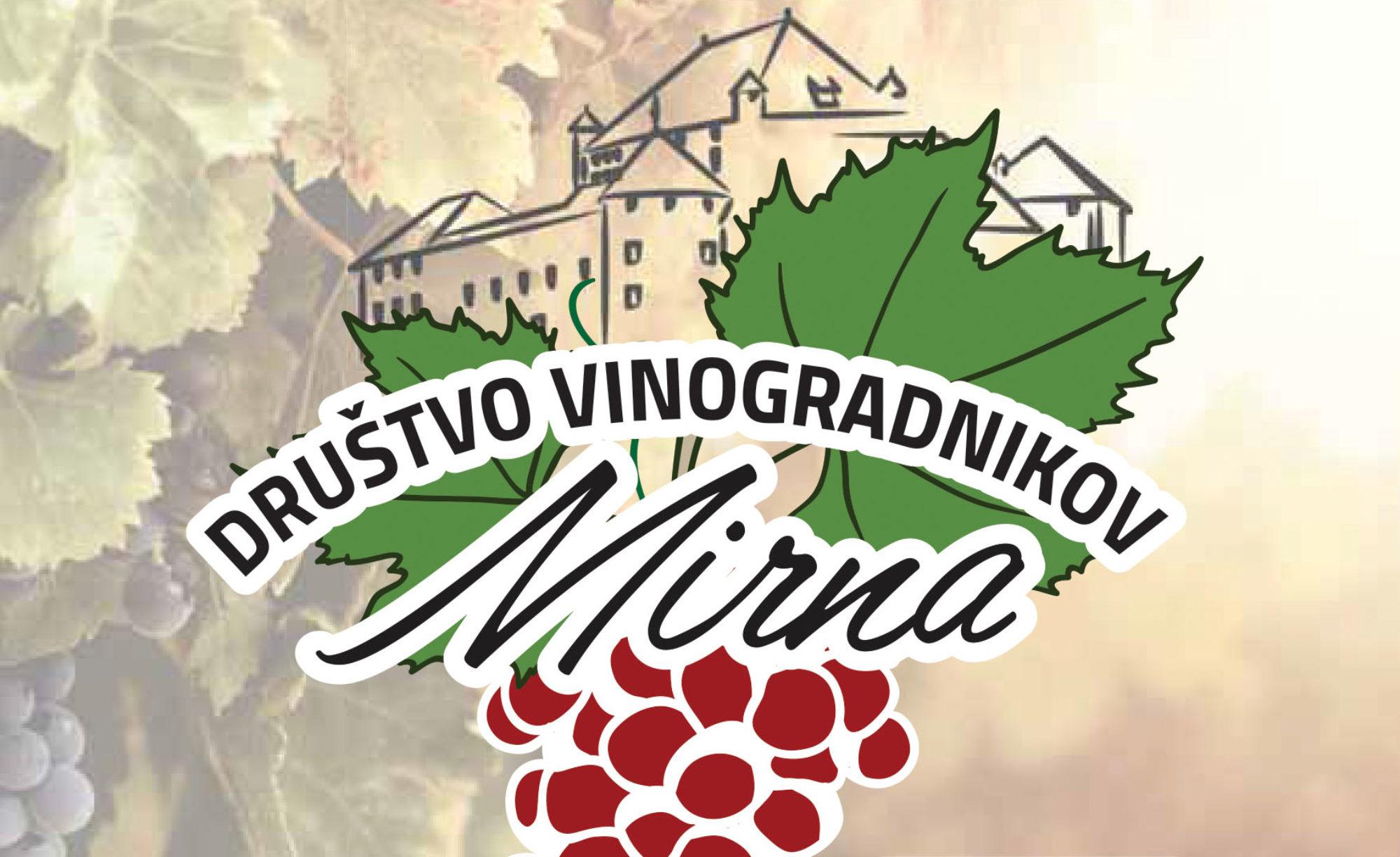 Društvo vinogradnikov Mirna